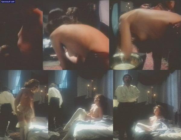 Голая Грудь Ольги Кабо – Любовь Немолодого Человека (1990)