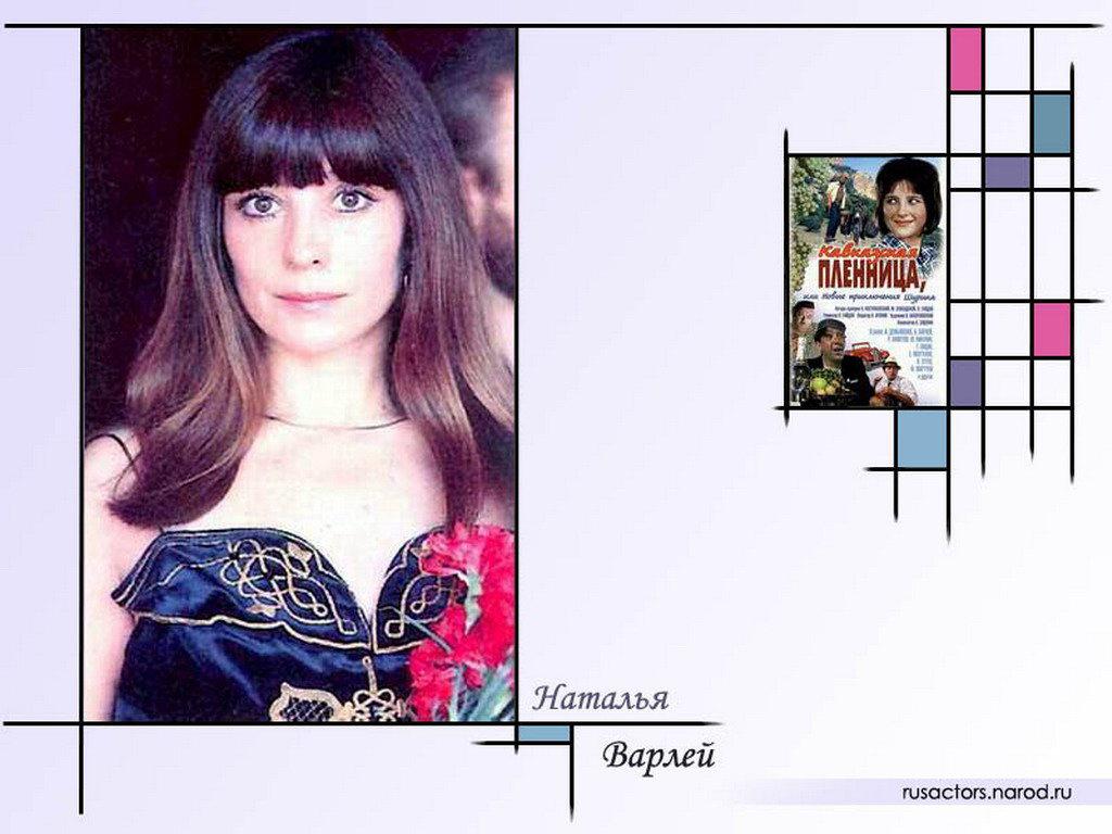 Голая Наталья Варлей на различных фото из жизни и кино